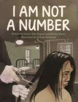 Book cover for I Am Not a Number