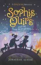 Book cover for Sophie Quire and the Last Storyguard: A Peter Nimble Adventure