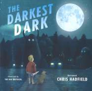 Book cover for The Darkest Dark