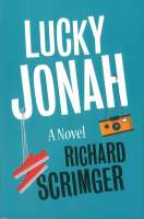 Book cover for Lucky Jonah