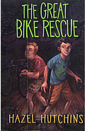 Book cover for The Great Bike Rescue