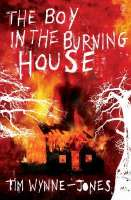 Book cover for The Boy in the Burning House
