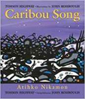 Book cover for Caribou Song Atihko Nikamon