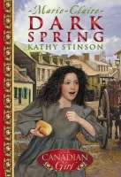 Book cover for Dark Spring