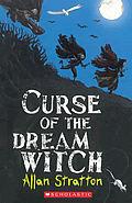 Book cover for Curse of the Dream Witch