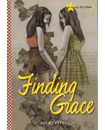 Book cover for Finding Grace