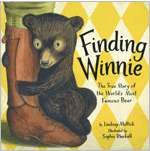 Book cover for Finding Winnie: The True Story of The World's Most Famous Bear