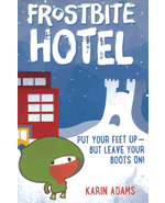 Book cover for Frostbite Hotel