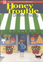 Book cover for Honey Trouble