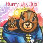 Book cover for Hurry Up, Ilua!