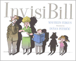 Book cover for InvisiBill