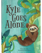 Book cover for Kyle Goes Alone