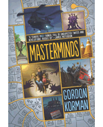 Book cover for Masterminds