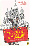 Book cover for The Metro Dogs of Moscow