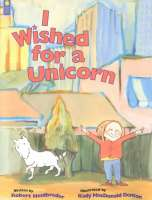 Book cover for I Wished for a Unicorn