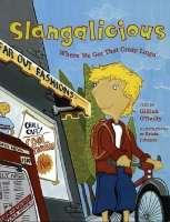 Book cover for Slangalicious