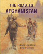 Book cover for The Road to Afghanistan