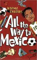 Book cover for All the Way to Mexico
