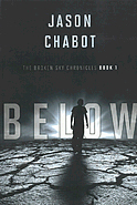 Book cover for Below