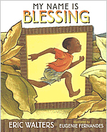 Book cover for My Name Is Blessing