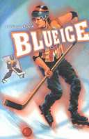 Book cover for Blue Ice