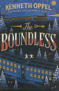 Book cover for The Boundless
