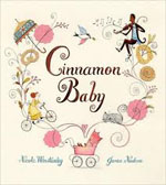 Book cover for Cinnimon Baby