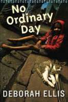 Book cover for No Ordinary Day