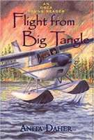 Book cover for Flight from Big Tangle