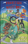 Book cover for Francesca and the Magic Bike