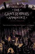 Book cover for The Grave Robbers Apprentice
