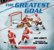 Book cover for The Greatest Goal
