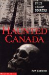 Book cover for Haunted Canada