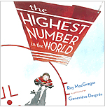Book cover for The Highest Number in the World