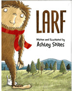 Book cover for Larf