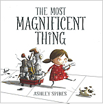 Book cover for The Most Magnificent Thing