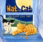 Book cover for Nat the Cat