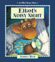 Book cover for Elliot's Noisy Night