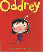 Book cover for Oddrey