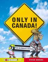 Book cover for Only in Canada
