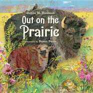 Book cover for Out on the Prairie