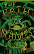 Book cover for The Path of Names
