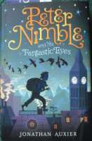 Book cover for Peter Nimble and His Fantastic Eyes