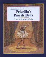 Book cover for Priscilla's Paw de Deux