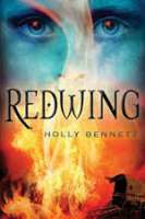 Book cover for Redwing