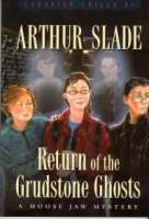 Book cover for Return of the Grudstone Ghosts