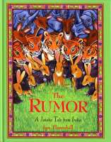 Book cover for The Rumor