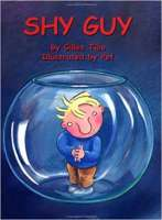 Book cover for Shy Guy