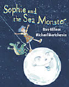 Book cover for Sophie and the Sea Monster