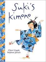 Book cover for Suki's Kimono